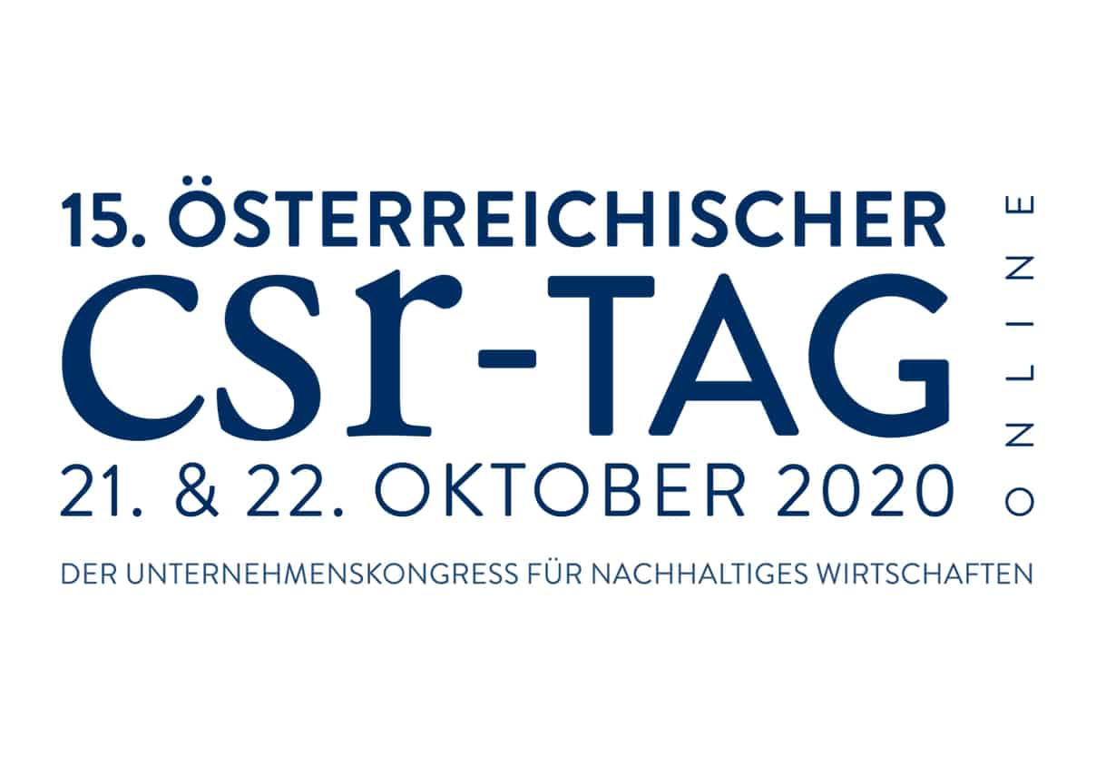 Grafik: 15. CSR Tag-2020