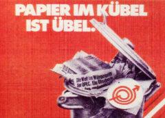 Foto: Austria Recycling, Papiersammlung