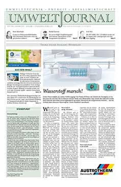 UMWELTJOURNAL | E-Paper | Ausgabe 01/2019