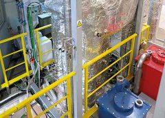 Wasserstoff aus Biomasse   IHM   (c) TU Wien