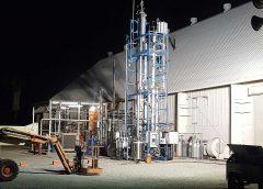 Holz als Rohstoff   Biomasse   IHM   (c) Matt Hoffmann, West Biofuels