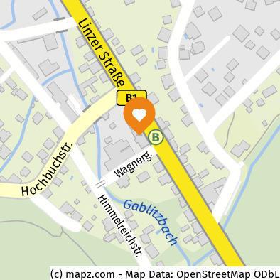 Navigation auf Google Maps starten.