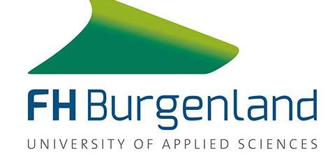 FH Burgenland Logo | UMWELTJOURNAL Topanbieter | (c) FH Burgenland