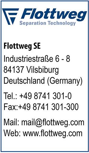 Flottweg_Umweltjournal_Anbieterindex_TRENNTECHNIK