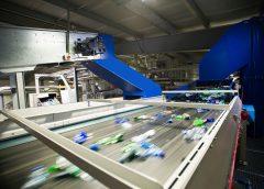 PET-to-PET Sortiermaschine | Umweltjournal | (c) Andi Bruckner