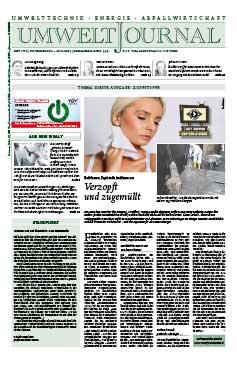 UMWELTJOURNAL | 05/18 | E-Paper