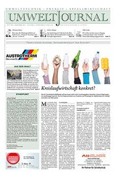 UMWELTJOURNAL | 06/18 | E-Paper