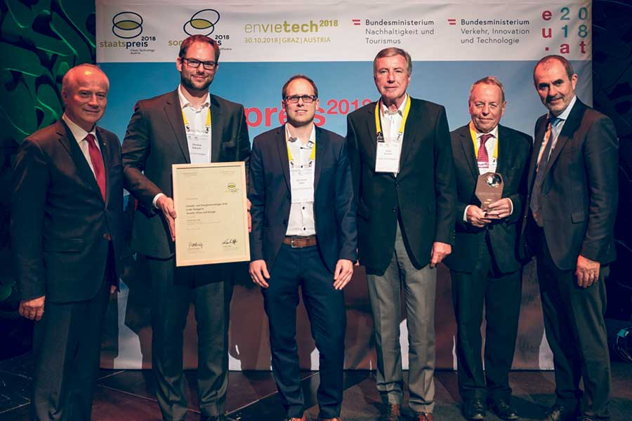 Envietech und Staatspreis   UmweltJournal (c) Jack Coleman
