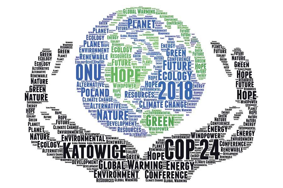 Weltklimagipfel in Katowice   UmweltJournal (c) www.iStock.om