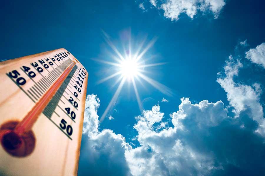 Gesund trotz Hitze | UmweltJournal | (c) www.iStock.com