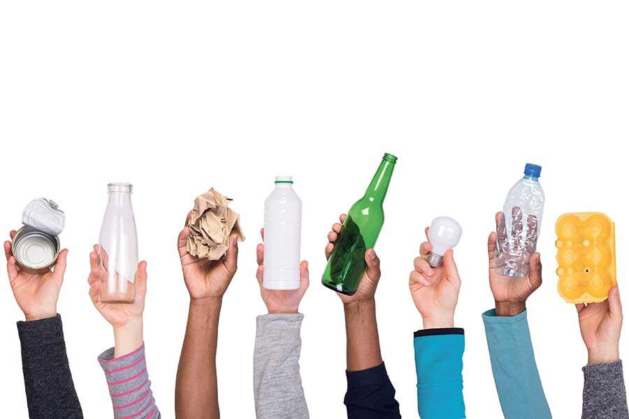 Abfallwirtschaft der Zukunft | UmweltJournal (c) iStock.com