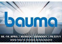 TRACTO-TECHNIK | UmweltJournal | Visual_BAUMA-2019 (c) TRACTO-TECHNIK GmbH & Co. KG