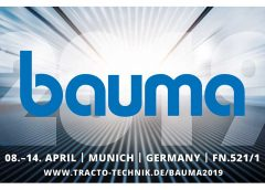 TRACTO-TECHNIK | UmweltJournal | Visual_BAUMA-2019 (c) TRACTO-TECHNIK GmbH & Co. KG