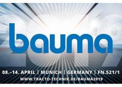 TRACTO-TECHNIK   UmweltJournal   Visual_BAUMA-2019 (c) TRACTO-TECHNIK GmbH & Co. KG