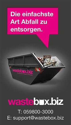 Wastebox-Saubermacher | UmweltJournal | Topanbieter-Index | ABFALLENTSORGUNG (c) wastebox.biz