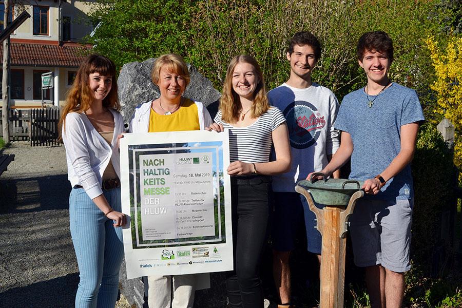 Die Nachhaltigkeitsmesse der HLUW Yspertal am 18. Mai 2019