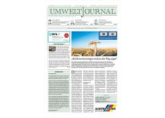 UmweltJournal | E-Paper 03/2019