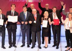 Auszeichnung für Unternehmensqualität