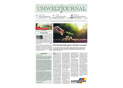 Umweltjournal Ausgabe 04/2019