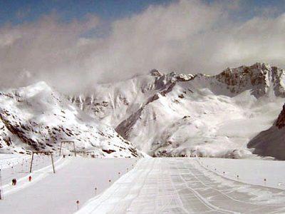 Gletscherskigebiet Pitztal 2005 © Crampon