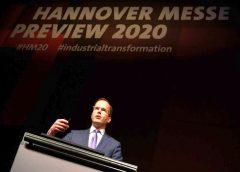 Foto: Dr. Jochen Köckler, Vorsitzender des Vorstands der Deutschen Messe AG