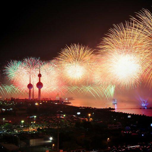 Foto: Kuwait Feuerwerk