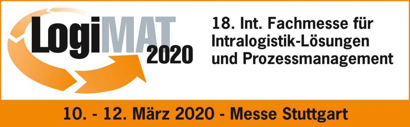 Foto: LogiMAT-2020-Logo