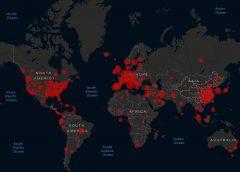 Foto: Coronavirus interaktive Karte