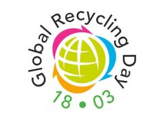 Logo: Global Recycling Day