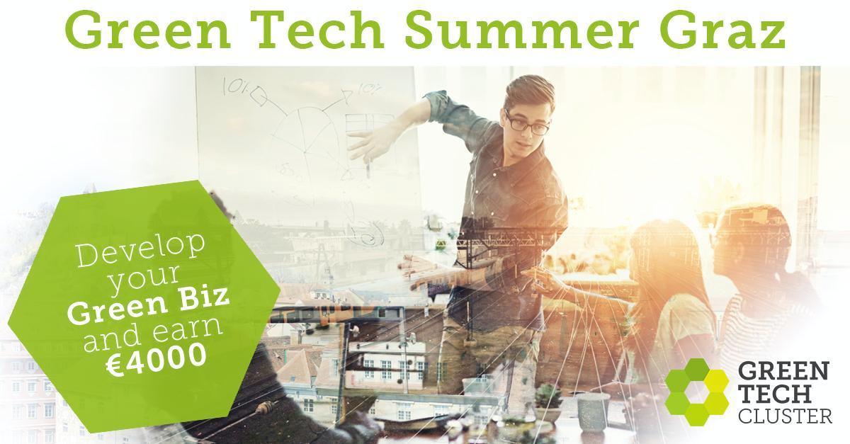 Green Tech Summer Graz 2020 Teaser