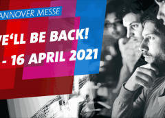 Foto: Hannover Messe 12. - 16. April 2021