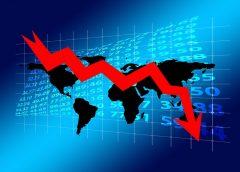 Corona-Pandemie führt zu Rezession