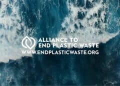 Logo: Alliance to End Plastic Waste - Ocean from Vid PT