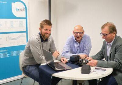Foto: Andreas Schnegg-Primus, Gerold Meininger, Günther Spath - lixtec GmbH