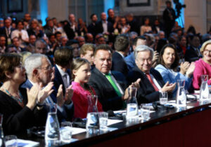 Foto: Austrian World Summit 2020 - Arnold Schwarzenegger