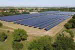 Foto: BürgerInnen-Solarkraftwerk Unterlaa (c) Wien Energie