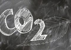 Foto: CO2-Konzentration in der Atmosphäre steigt stark