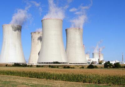 Foto: Atomkraftwerk Dukovany, Tschechien