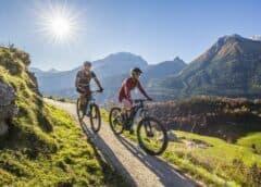 Foto: Mit dem E-Bike im Urlaub © movelo