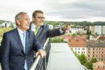 Foto: Christian Purrer und Martin Graf - Energie Steiermark