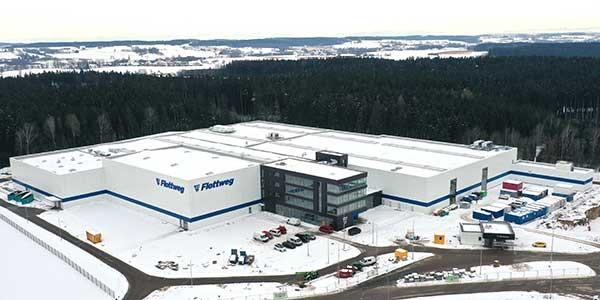 Foto: Flottweg Vilsbiburg Werk 2