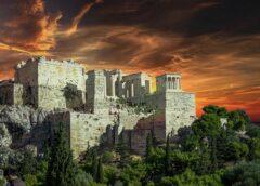 Foto: Akropolis, Griechenland