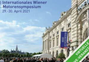 Foto: Internationales Wiener Motorensymposium 2021 virtuell