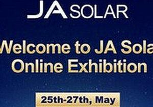 JA-Solar Online Exhibition 2020 Teaser