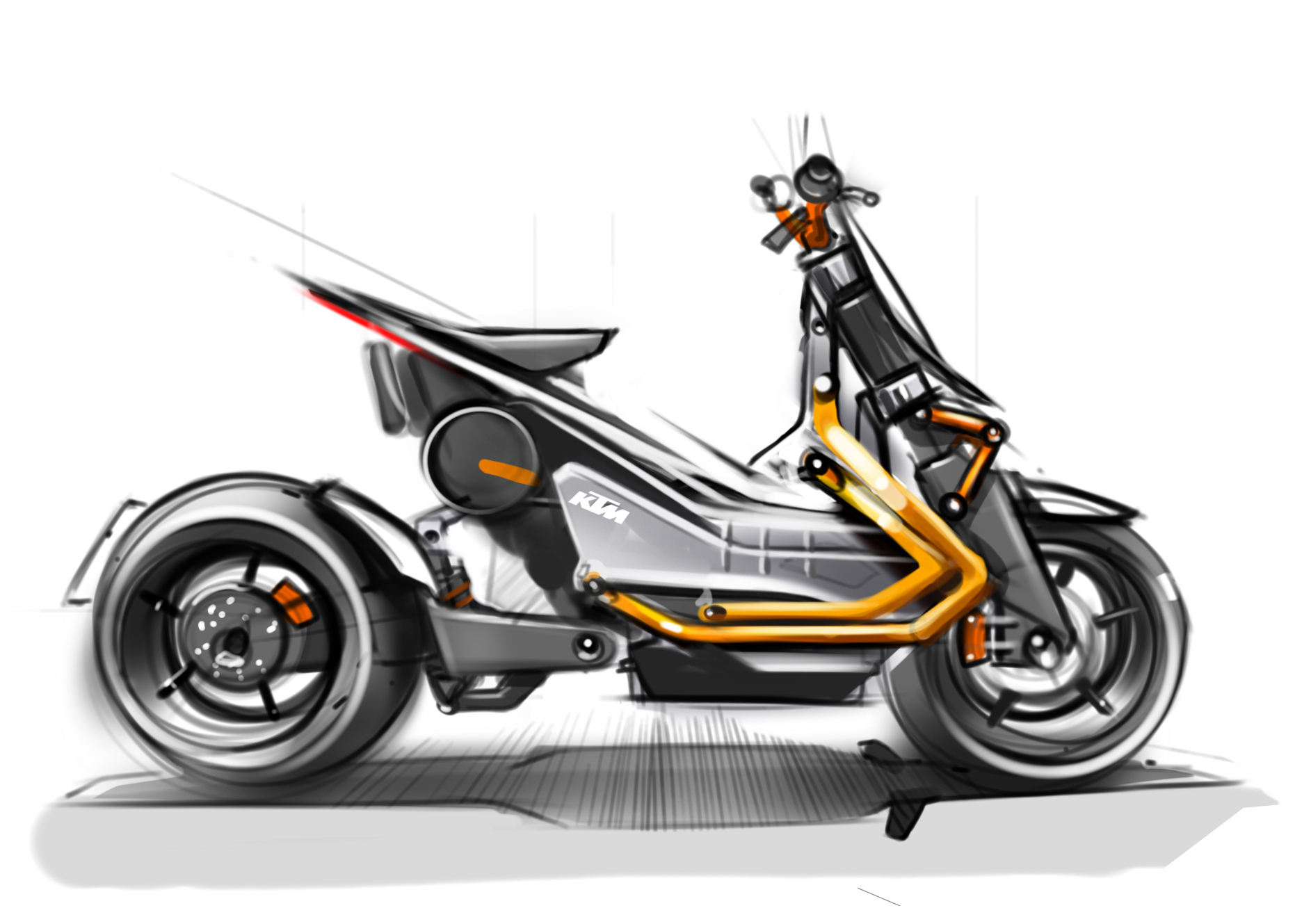 Foto: KTM E-Motion Vehicle c) KISKA GmbH