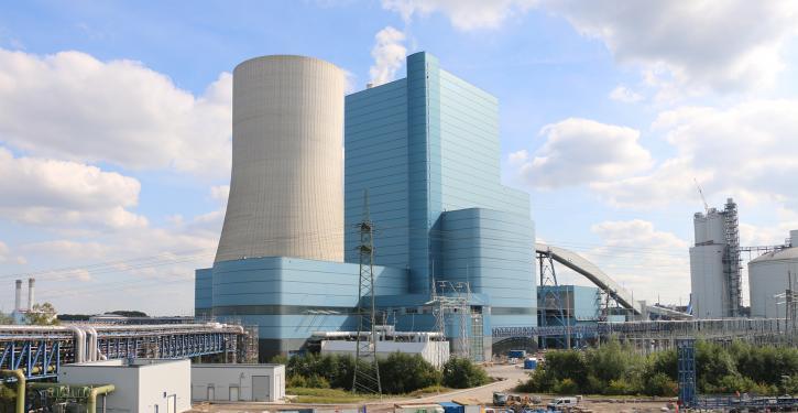 Foto: Kohlekraftwerk Datteln 4 Deutschland - Foto by Uniper