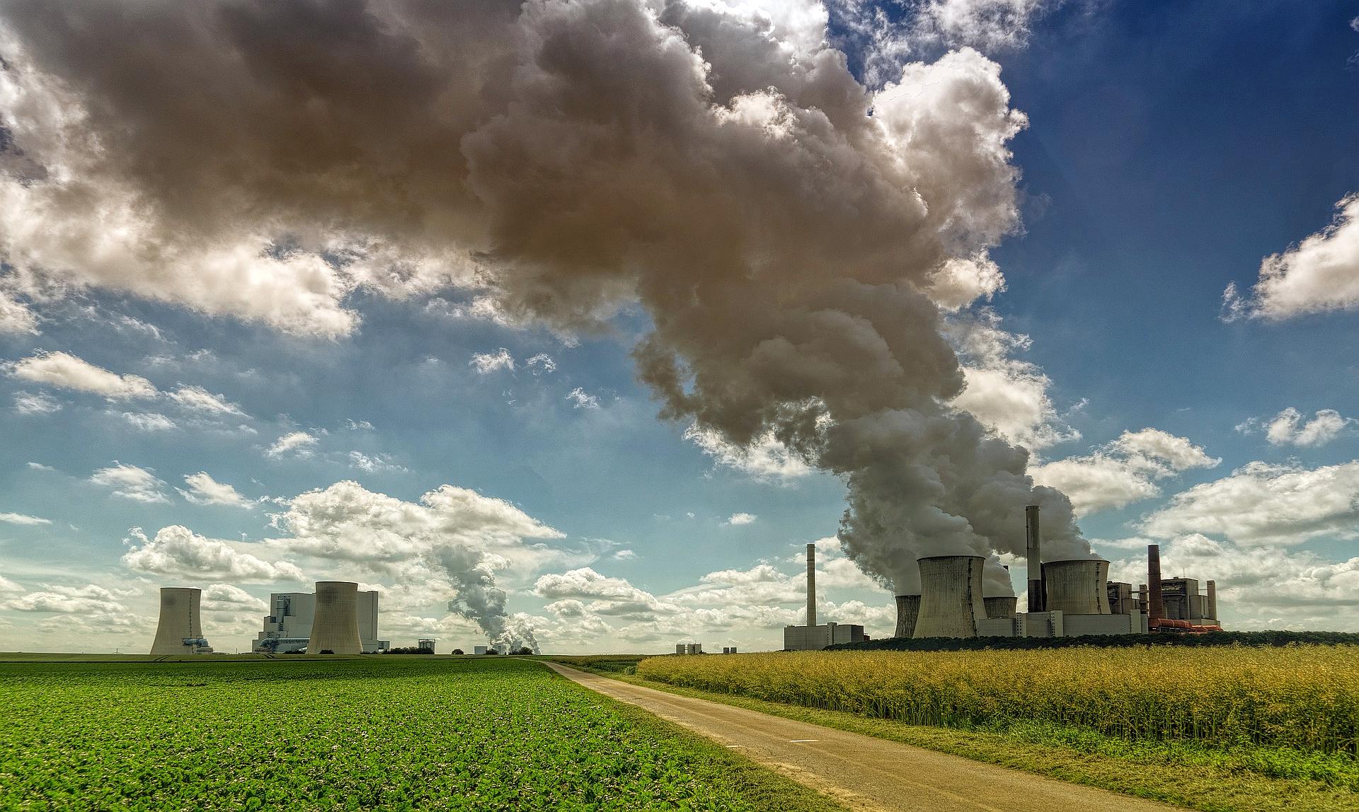 Foto: Kohlekraftwerk Garzweiler