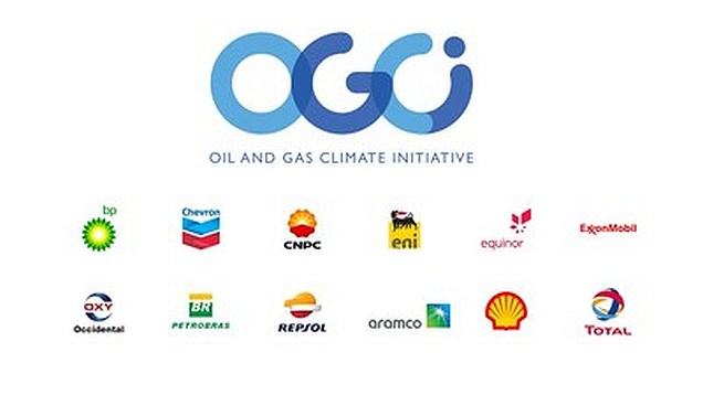 Logo: Oil and Gas Climate Initiative
