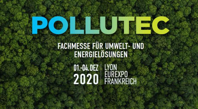 Teaser Pollutec 2020 vom 1. bis 4. Demeber 2020