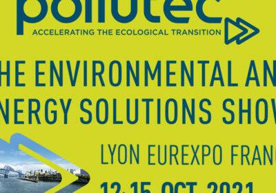 Foto: POLLUTEC 2021, 12.-15. Oktober in Lyon, Frankreich